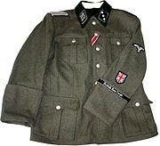 M36 British Free Corps Tunic