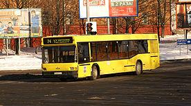 """Об этом корреспонденту агентства  """"Минск-Новости """"...  С 12.00 до 5.30 будут работать автобусы маршрутов."""