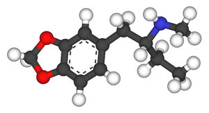 MBDB - Chemical structure