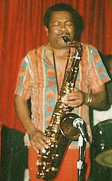 MICKEY FIELDS PLAYING SAXOPHONE IN THE 1970s.jpg