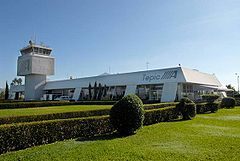 Aeropuerto Internacional Amado NervoAmado Nervo International AirportPort lotniczy Tepic