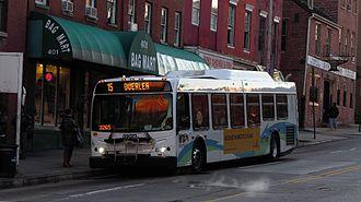 Route 15 (MTA Maryland) - Image: MTA Maryland 9072 15