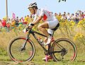 MTB cycling 2012 Olympics M cross-country SUI Nino Schurter 02.jpg