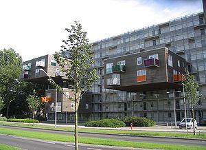 MVRDV - WOZOCO housing in Amsterdam