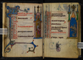 Maastricht Book of Hours, BL Stowe MS17 f010v & f011r.png