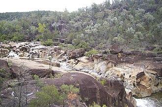 Kwiambal National Park - MacIntyre Falls