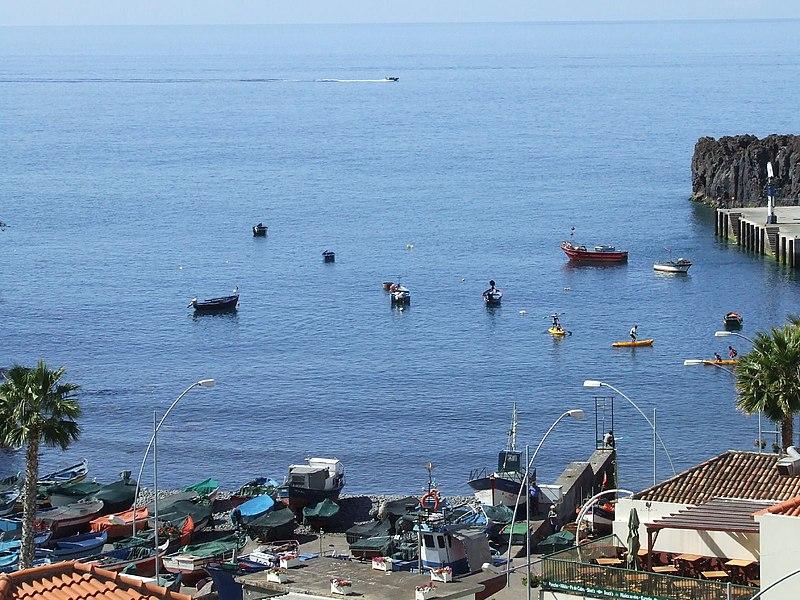 File:Madeira - Camara De Lobos (2092643149).jpg