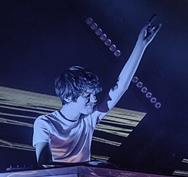 Madeon in 2015