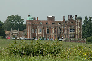 Institute of Continuing Education - The Institute's headquarters at Madingley Hall