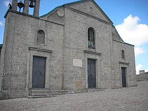 Accadia - Church of Madonna del Carmine