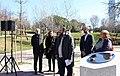 Madrid homenajea a todas las personas donantes de órganos con un monolito 07.jpg