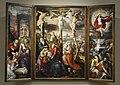 Maerten de Vos (1531of32-1603) - Drieluik met kruisiging, geboorte en verrijzenis van Christus - Düsseldorf Museum Kunstpalast 15-08-2012 14-56-25.jpg