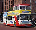 Maghull Coaches Scania open topper in Liverpool.jpg