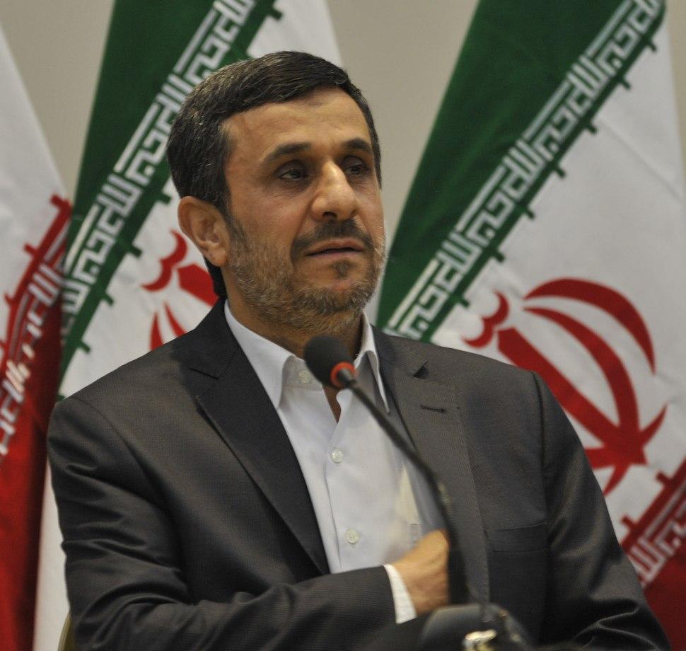 Mahmoud Ahmadinejad 2012