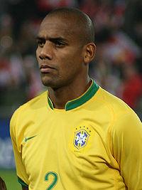 Maicon für Brasilien