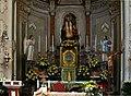 Main altar - San Giuseppe - Taormina - Italy 2015 (2).JPG
