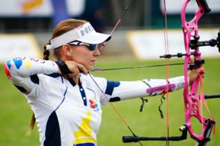 Maja Marcen Colombian Archer