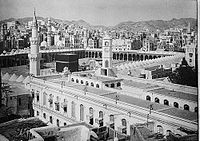 View of Mecca 1910