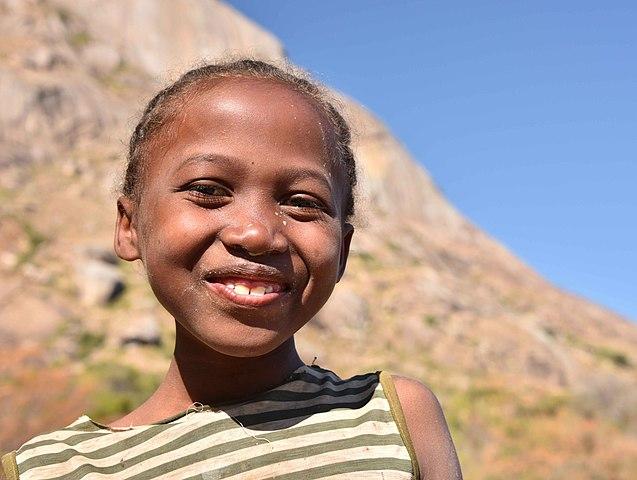Femeile Malagasy datand Madagascar)