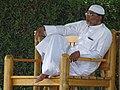 Man at Rest along Corniche - Al Dafna - Doha - Qatar (33771270654).jpg