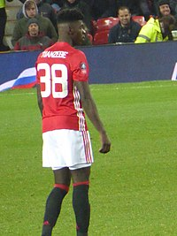 Manchester United v Wigan Athletic, January 2017 (33).JPG