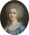 Manner of Nattier - Portrait of a lady, oval.png
