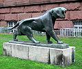 Mannheim Kunsthalle Skulpturengarten Harth Tiger.jpg
