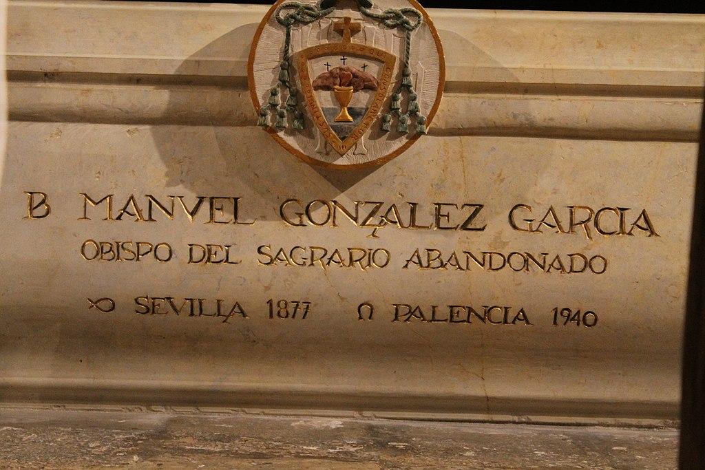 Hans grav i Palencia