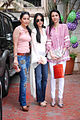 Manyata Dutt, Namrata Dutt at Shilpa Shetty's baby shower ceremony (2).jpg