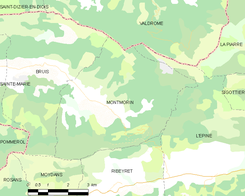 Map commune FR insee code 05088.png