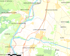 Map commune FR insee code 26165.png