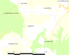 Map commune FR insee code 61052.png