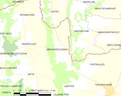 Map commune FR insee code 65085.png
