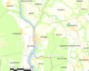 Map commune FR insee code 74269.png