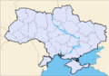 Map of Ukraine simple blank.png