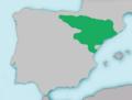 Mapa Barbus haasi.png