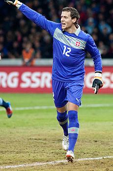 Marco Wölfli - Switzerland vs. Argentina, 29th February 2012.jpg