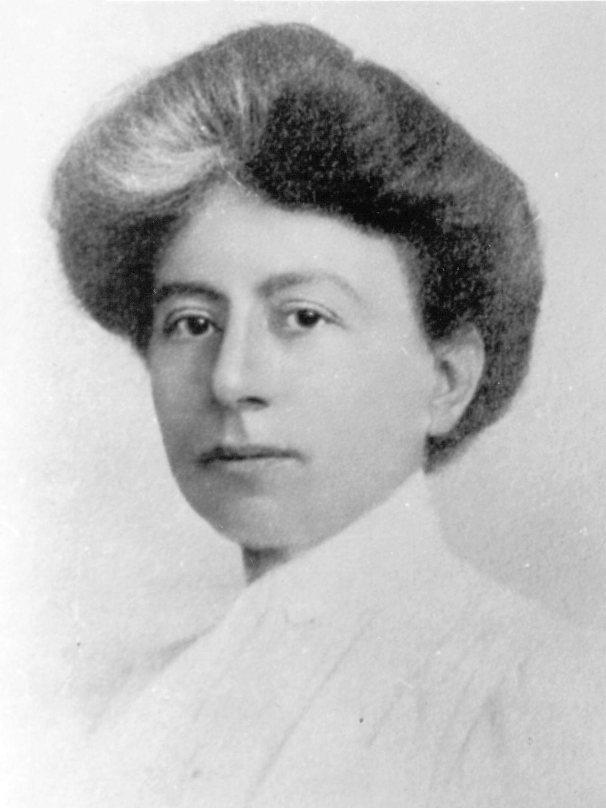 Margaret Floy Washburn - Wikipedia, la enciclopedia libre