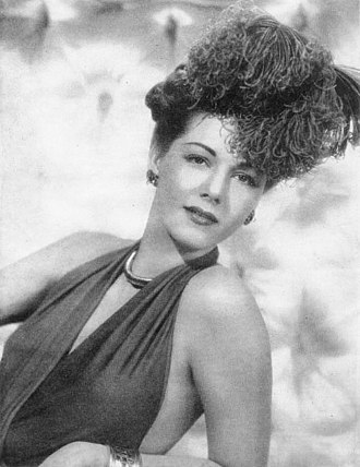 Normal Love - A shrine to Smith's muse Maria Montez appears in the film.