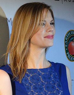 Mariana Klaveno American actress