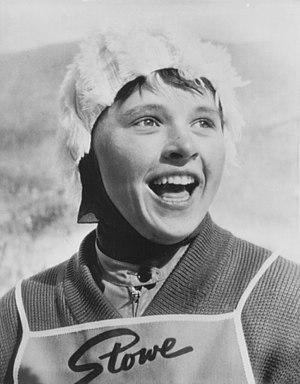 Marianne Jahn - Jahn in 1960