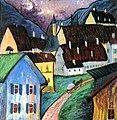 Marianne von Werefkin - Evening in Murnau.jpg