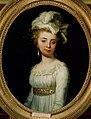 Marie-Françoise Henriette de Banastre, duchesse de Bouillon by Jean Laurent Mosnier.jpg