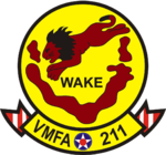 Marine Fighter Attack Squadron 211 insignia 2016.png