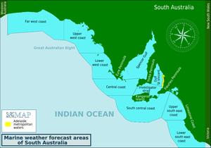Marine Weather Forecast Great Barrier Island