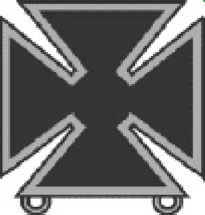 Raymond J. Bowman - Image: Markesman Weapons Qual Badge