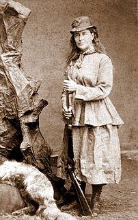 Martha Maxwell American naturalist, artist and taxidermist