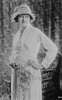 Martha Mansfield American actress