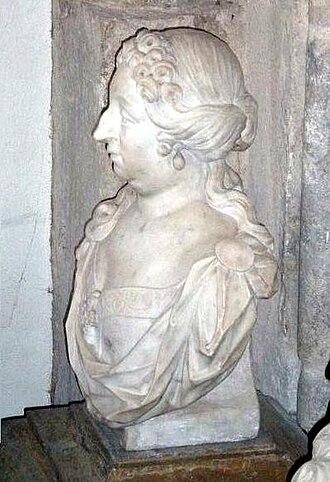 Maria Euphrosyne of Zweibrücken - Countess Palatine Maria Euphrosyne of Zweibrücken.