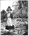 Mary Jones walking two miles to read a Bible.jpg